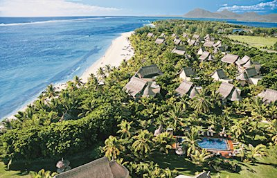 Foto Beachcomber Dinarobin Golf Resort en Spa ***** Le Morne