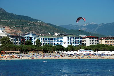 Foto Grand Zaman Beach **** Alanya