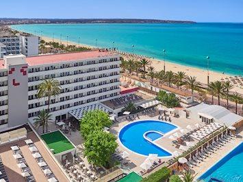 Foto Allsun Kontiki Playa **** Playa De Palma