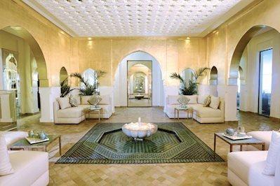 Foto Sofitel Marrakech Lounge en Spa ***** Marrakech