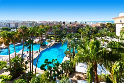 Allsun Estrella Coral de Mar Resort Wellness en Spa