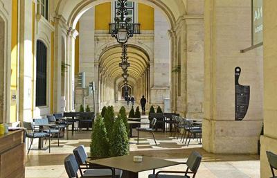 Foto Pousada de Lisboa ***** Lissabon