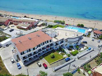 Foto Belle Helene Beach *** Agios Georgios Pagoi