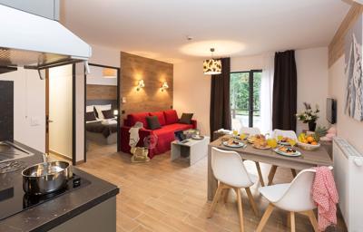 Foto Odalys Residence Prestige Isatis **** Chamonix