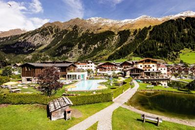 Schneeberg Family Resort en Spa