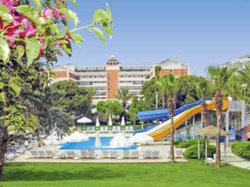 Foto Insula Resort en Spa ***** Alanya