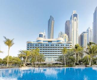 Le Meridien Mina Seyahi Beach Resort en Marina