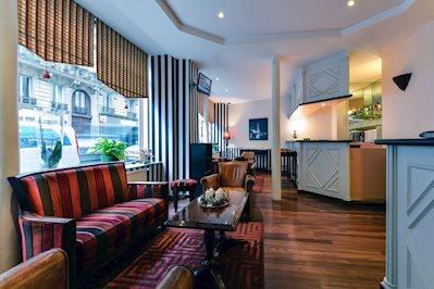 Foto Maison du Pre ** Parijs