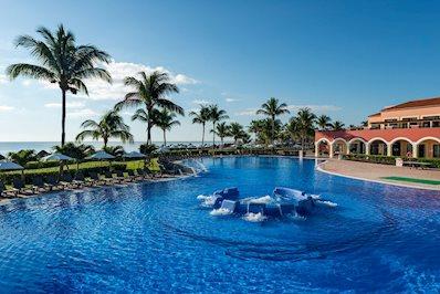 Foto H10 Ocean Coral Turquesa ***** Puerto Morelos