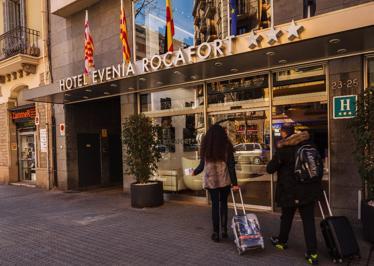 Foto Evenia Rocafort *** Barcelona