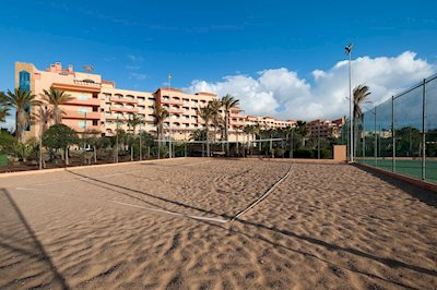Foto Elba Sara beach en golf resort **** Caleta de Fuste