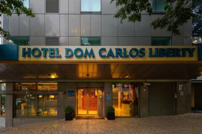 Foto Dom Carlos Liberty *** Lissabon