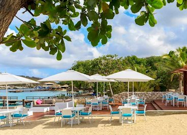 Foto Dreams Curacao Resort Spa en Casino **** Piscadera Bay