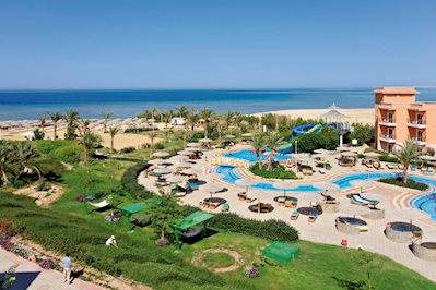 Foto The Three Corners Sunny Beach Resort **** Hurghada
