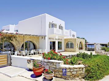 Amaryllis Paros Beach