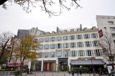 Foto Claret *** Parijs