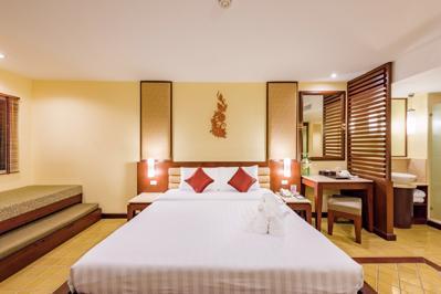 Foto Duangjitt Resort **** Patong Beach