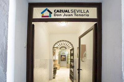 Foto Casual Sevilla Don Juan Tenorio ** Sevilla