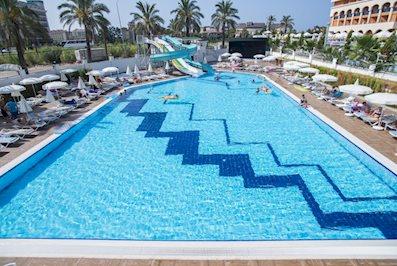 Foto Palm World Resort en Spa ***** Side