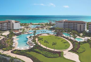Dreams Playa Mujeres Golf en Spa Resort