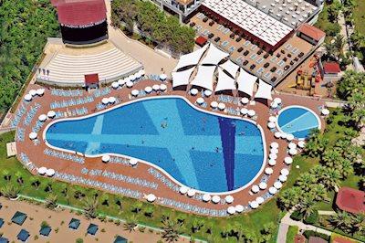 Foto Paloma Oceana Resort ***** Side
