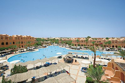 Jaz Makadi Oasis Resort en Club