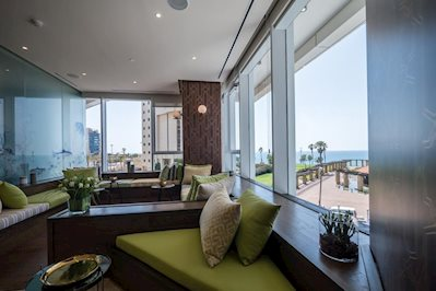 Foto David Tower Netanya MGallery ***** Netanya