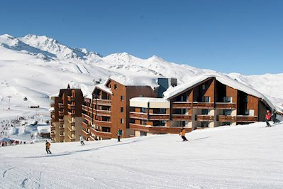 Residence Le Chamois d Or