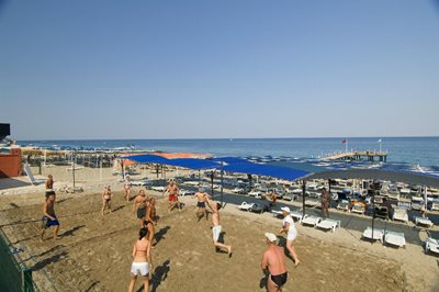 Foto Sailors Beach Club ***** Kemer