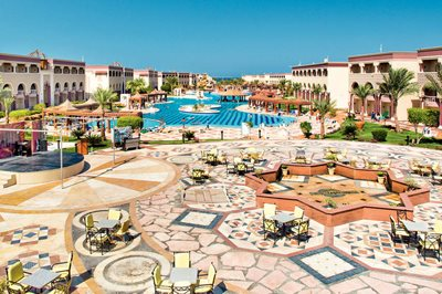 Foto SUNRISE Select Mamlouk Palace Resort ***** Hurghada