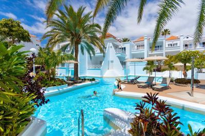 Foto Lagos de Fanabe Beach Resort **** Costa Adeje