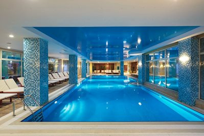 Foto Sunis Evren Beach Resort en Spa ***** Side