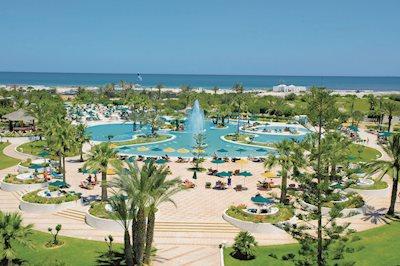 Foto Djerba Plaza Thalasso en Spa **** Midoun