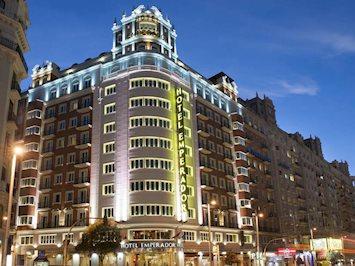Foto Emperador **** Madrid