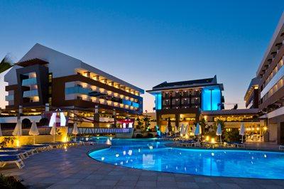 Foto Terrace Elite Resort ***** Side