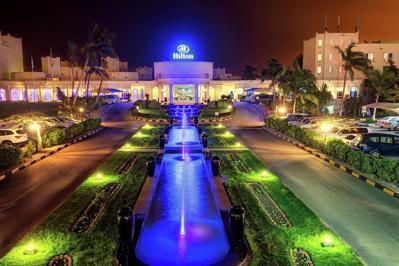 Foto Hilton Salalah Resort ***** Salalah