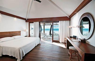 Foto Diamonds Thudufushi Beach en Water Villas **** Maamigili