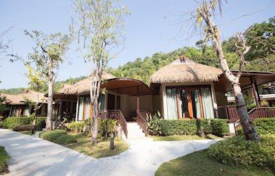 Foto Tup Kaek Sunset Beach Resort **** Klong Muang Beach