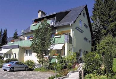 Haus Sonnenuhr