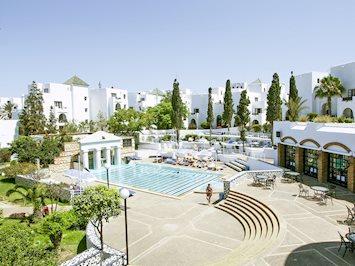 Foto El Pueblo Tamlelt *** Agadir