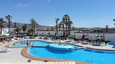 Foto Vista Oasis *** Maspalomas