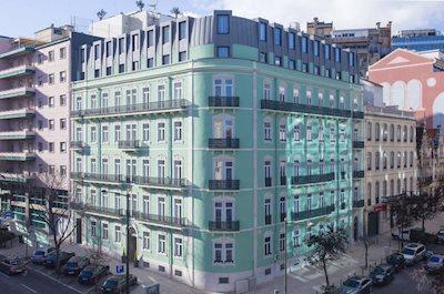 Holiday Inn Express Lisbon Av Liberdade