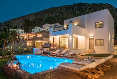 Foto Creta Blue Boutique en Suites **** Koutouloufari