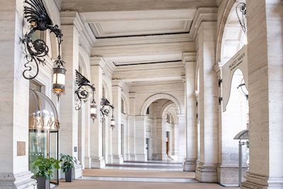 Foto Palazzo Naiadi ***** Rome