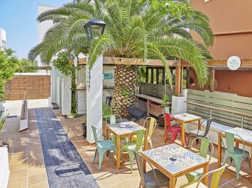 Foto Arcos de Formentera ** Es Pujols