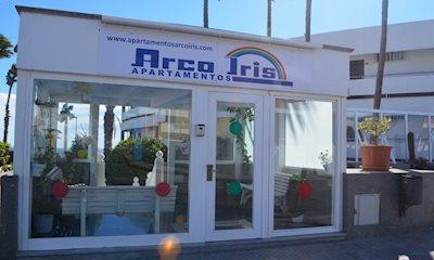 Foto Arco Iris ** Playa del Ingles