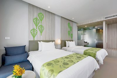 Foto X10 Khaolak Resort ***** Khao Lak