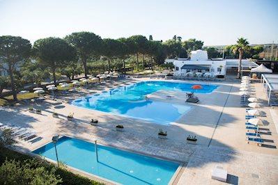 Foto Blu Dolmen Sport Resort **** Minervino di Lecce