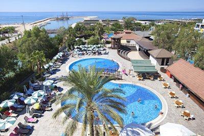 Seher Resort en Spa