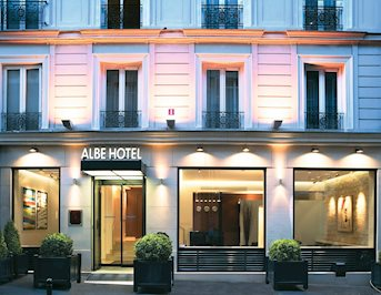 Foto Albe *** Parijs